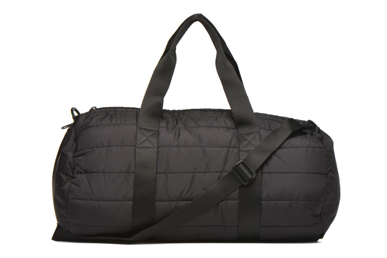 Sporttaschen Converse PACKABLE DUFFEL schwarz ansicht von vorne