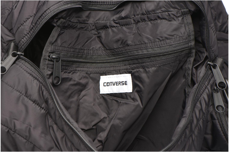 Sporttaschen Converse PACKABLE DUFFEL schwarz ansicht von hinten