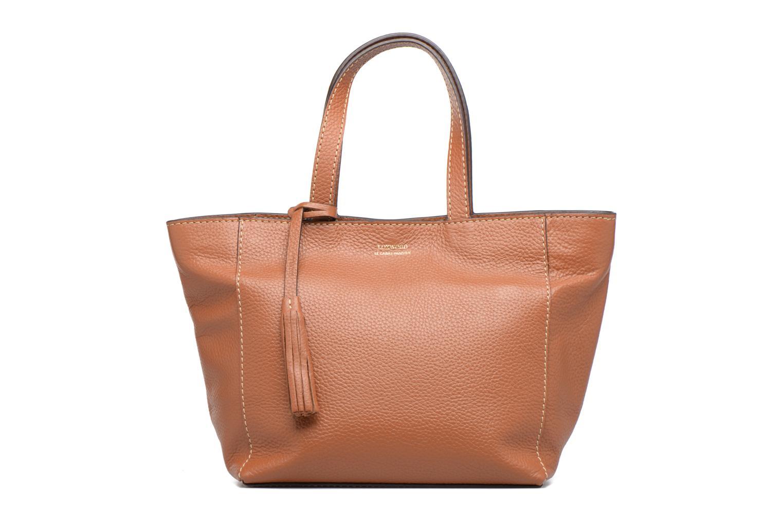 Handbags Loxwood CABAS PARISIEN S Cuir grainé Brown detailed view/ Pair view