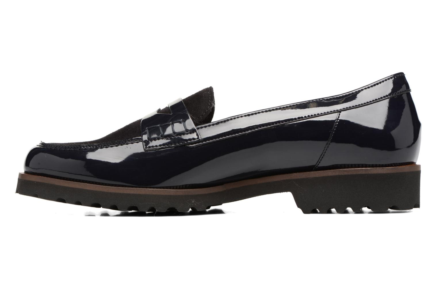 Loafers Gabor Lynette Blue front view
