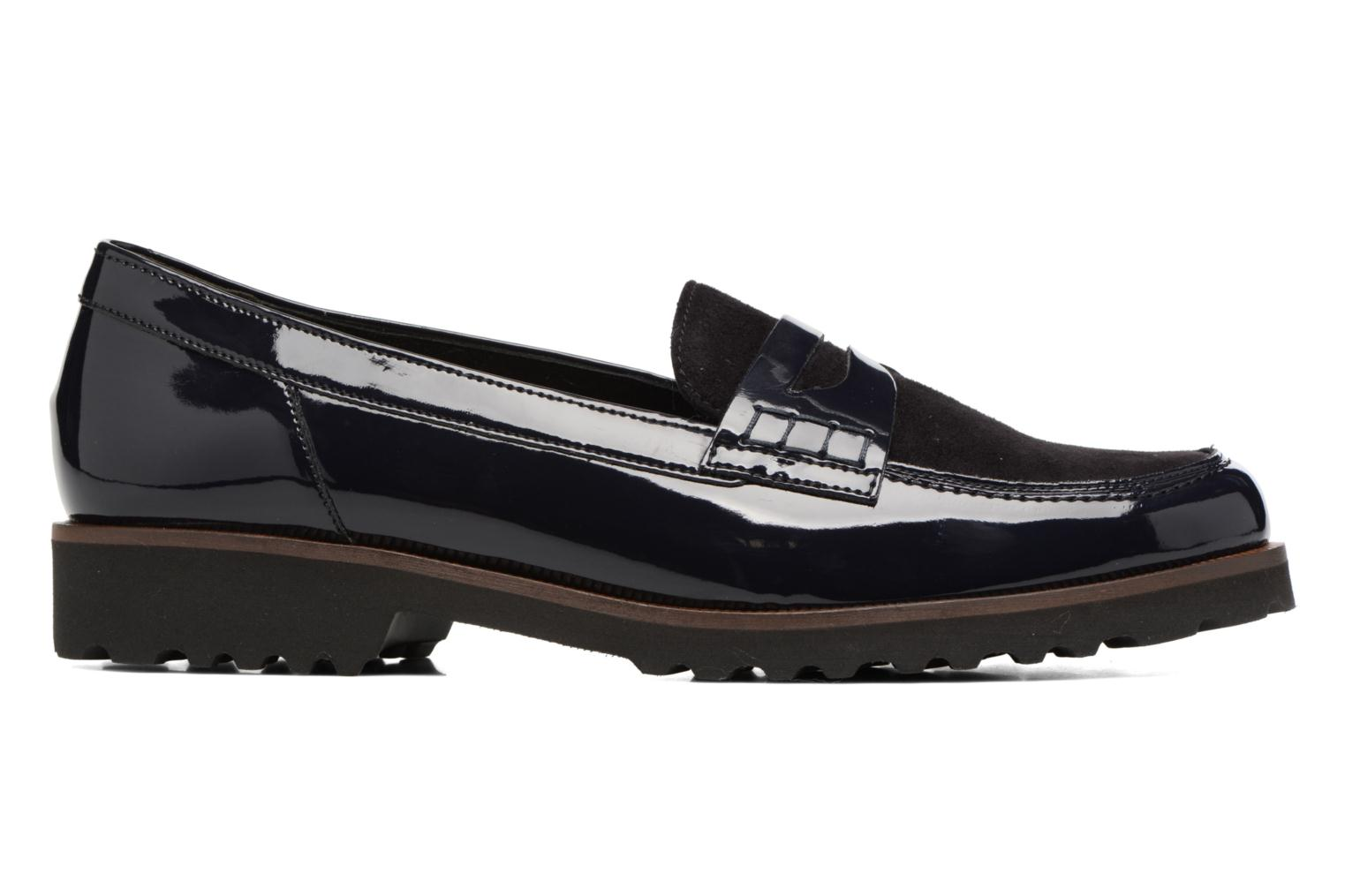 Loafers Gabor Lynette Blue back view