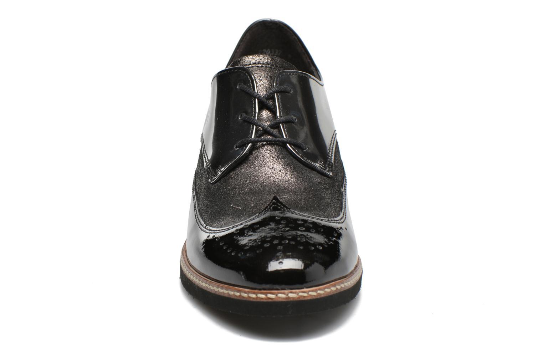 Chaussures à lacets Gabor St Tropez Gris vue portées chaussures