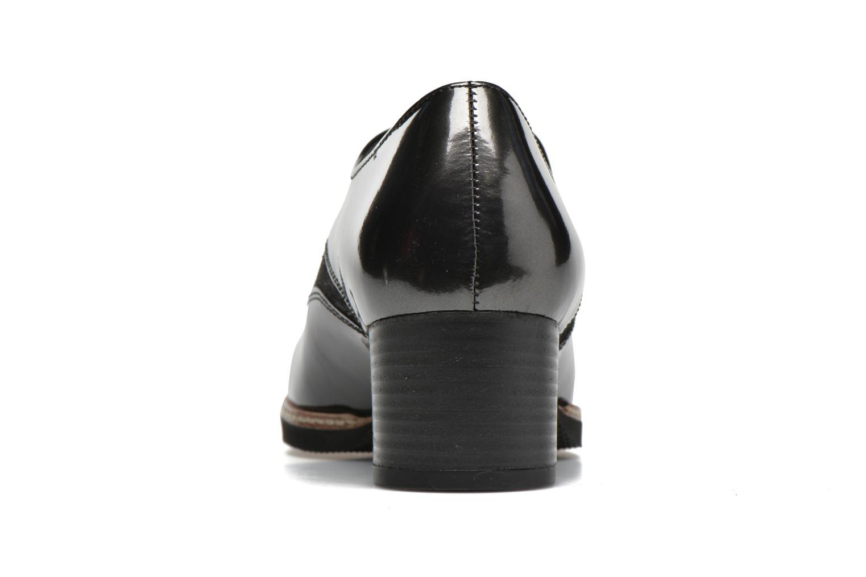 Chaussures à lacets Gabor St Tropez Gris vue droite