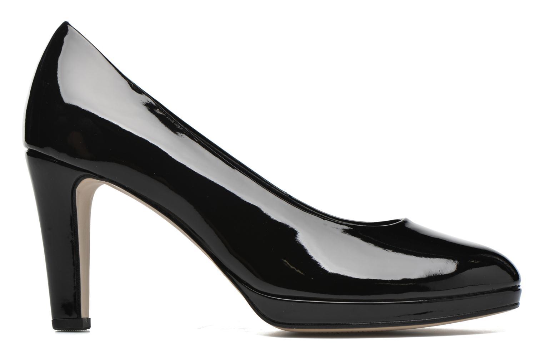 Zapatos de tacón Gabor Myriam Negro vistra trasera