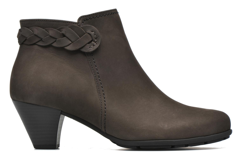 Bottines et boots Gabor Manuelle Gris vue derrière
