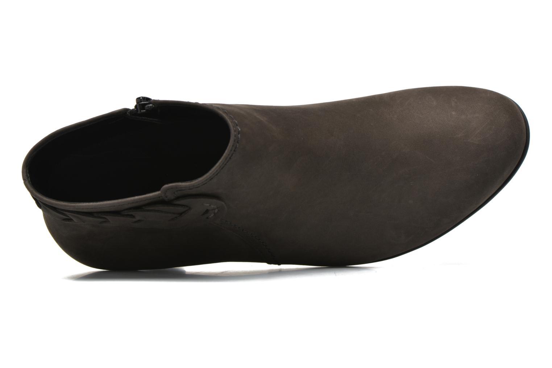 Bottines et boots Gabor Manuelle Gris vue gauche