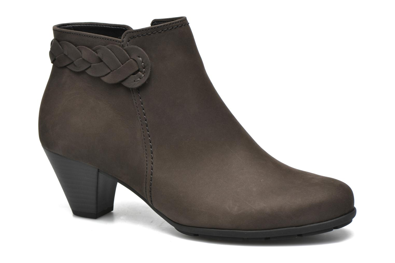 Bottines et boots Gabor Manuelle Gris vue détail/paire