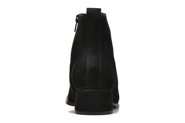Bottines et boots Gabor Lamy Noir vue droite