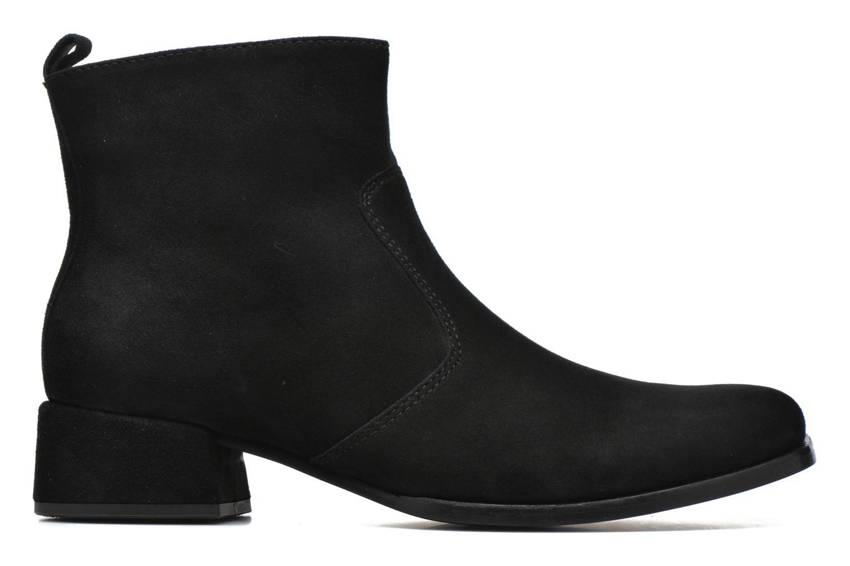 Bottines et boots Gabor Lamy Noir vue derrière