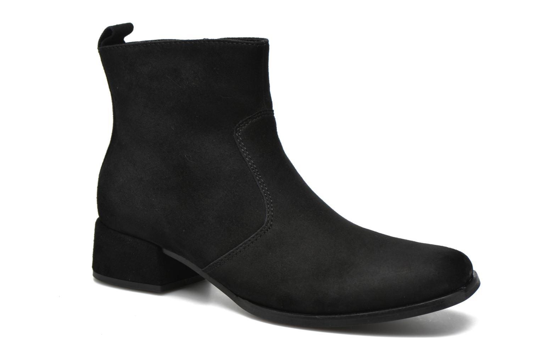 Bottines et boots Gabor Lamy Noir vue détail/paire