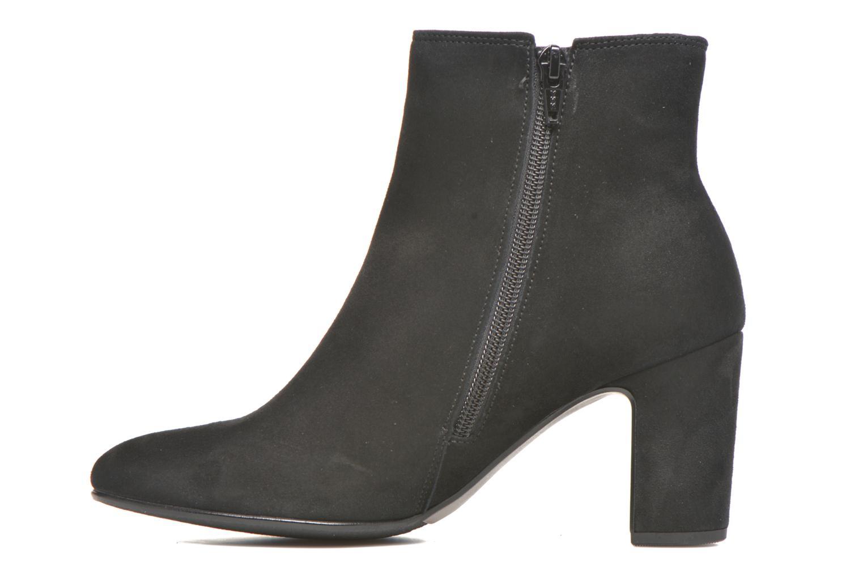 Bottines et boots Gabor Manuella Noir vue face