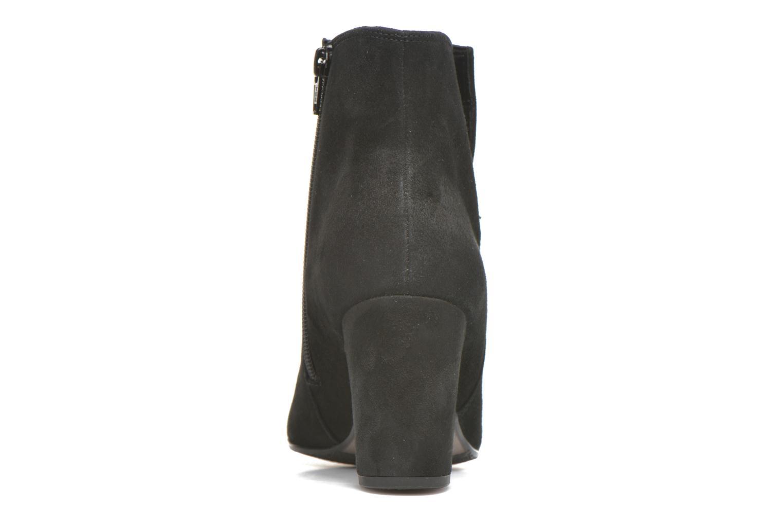 Bottines et boots Gabor Manuella Noir vue droite