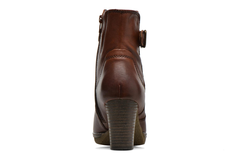 Bottines et boots Gabor Solenne Marron vue droite