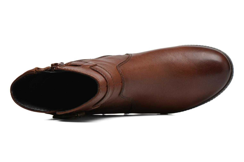 Bottines et boots Gabor Solenne Marron vue gauche