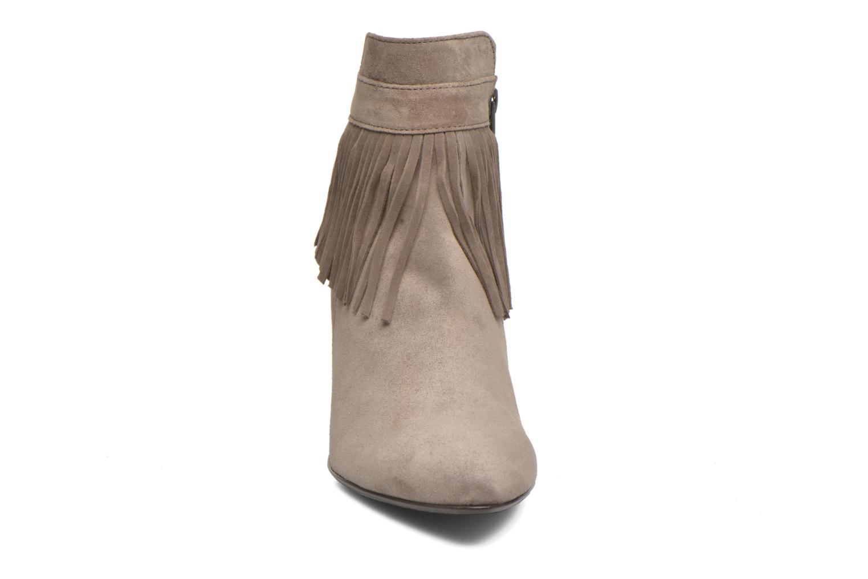 Bottines et boots Gabor Mathilda Gris vue portées chaussures