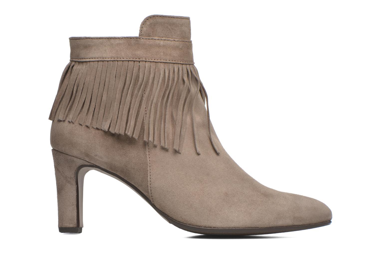 Bottines et boots Gabor Mathilda Gris vue derrière