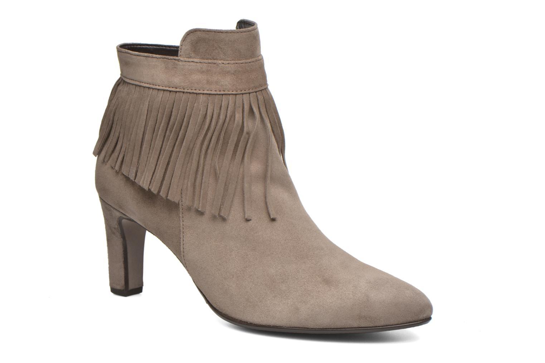 Bottines et boots Gabor Mathilda Gris vue détail/paire