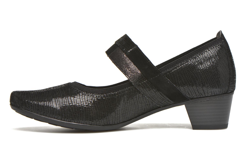 Zapatos de tacón Sweet Dibrin Negro vista de frente