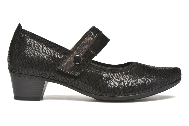 Zapatos de tacón Sweet Dibrin Negro vistra trasera