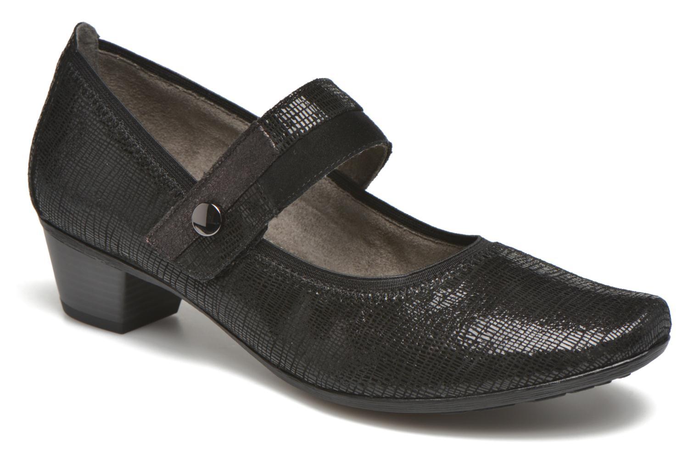 Zapatos de tacón Sweet Dibrin Negro vista de detalle / par