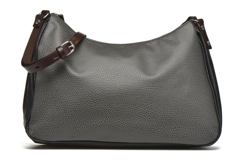 Handtaschen Paquetage Besace grainée grau detaillierte ansicht/modell