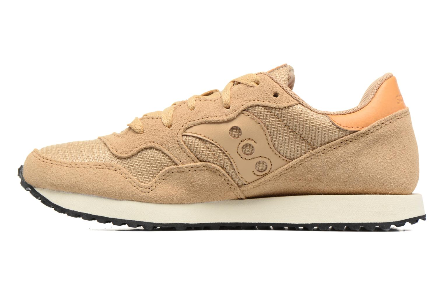 Sneakers Saucony DXN Trainer W Brun se forfra