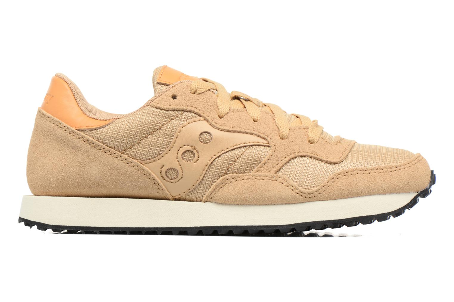 Sneakers Saucony DXN Trainer W Brun se bagfra