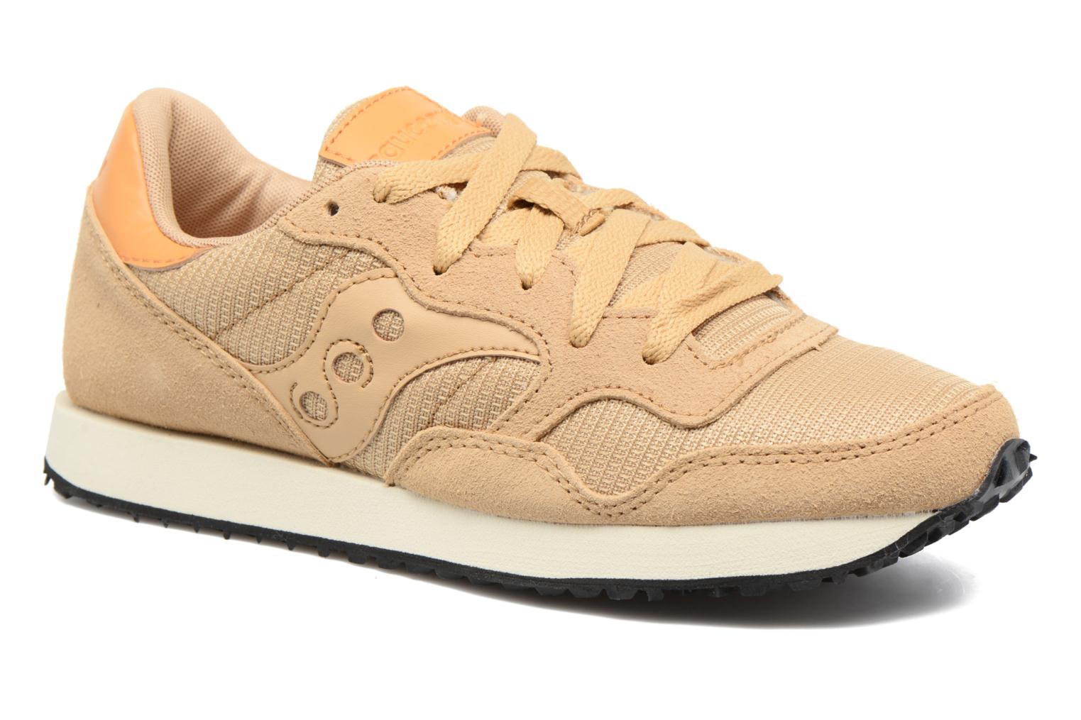 Sneakers Saucony DXN Trainer W Bruin detail
