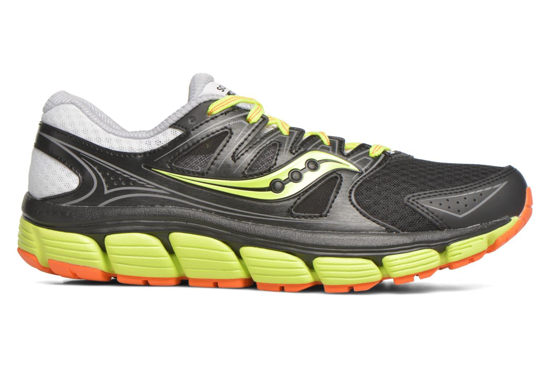 Chaussures de sport Saucony Propel Vista Noir vue derrière