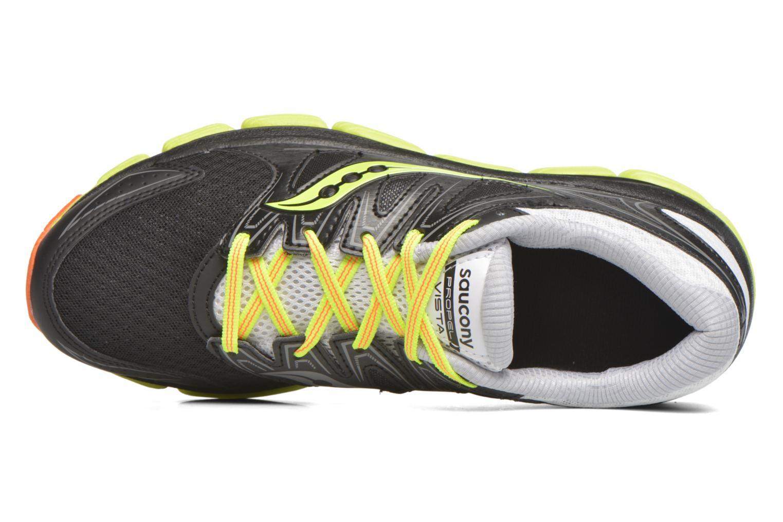Zapatillas de deporte Saucony Propel Vista Negro vista lateral izquierda
