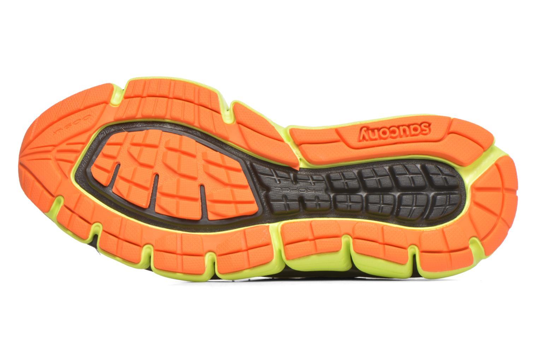 Chaussures de sport Saucony Propel Vista Noir vue haut