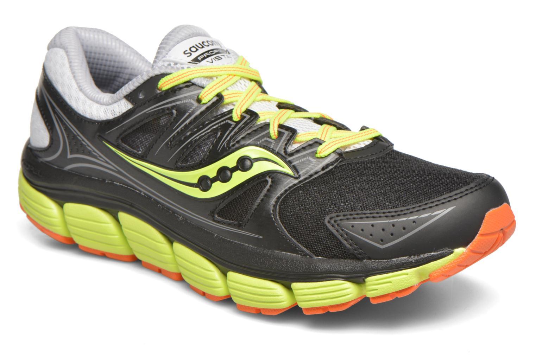 Chaussures de sport Saucony Propel Vista Noir vue détail/paire