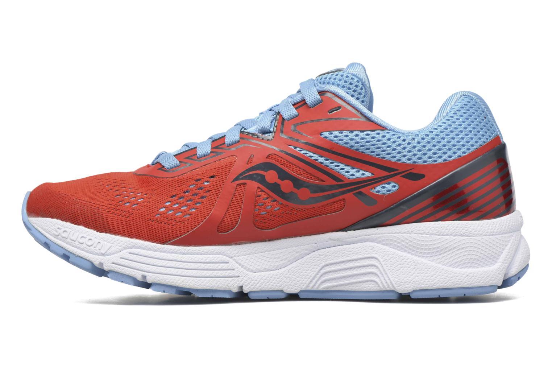 Chaussures de sport Saucony Swerve W Orange vue face