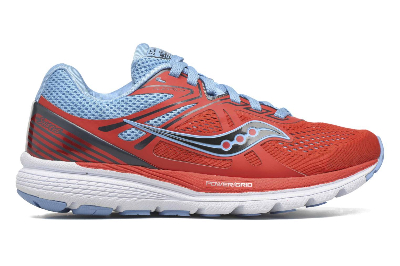 Chaussures de sport Saucony Swerve W Orange vue derrière