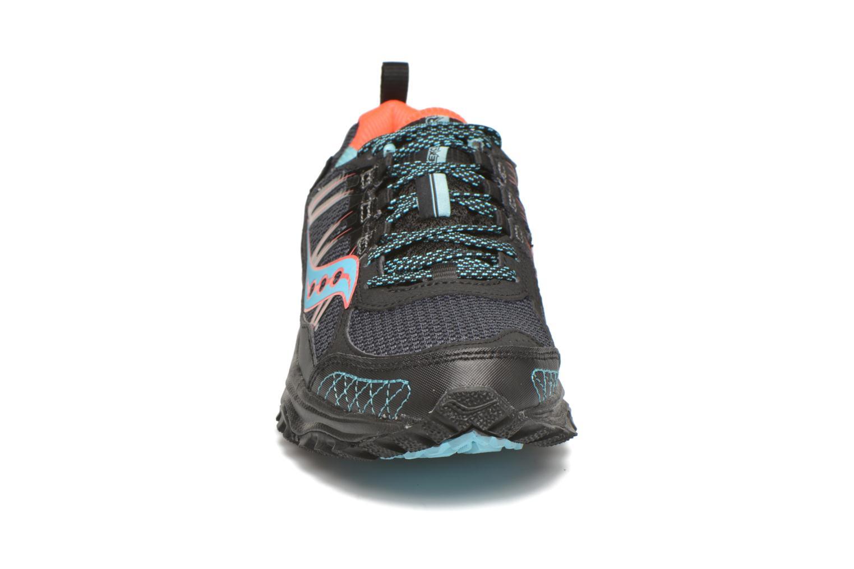 Zapatillas de deporte Saucony Excursion TR10 GTX W Negro vista del modelo