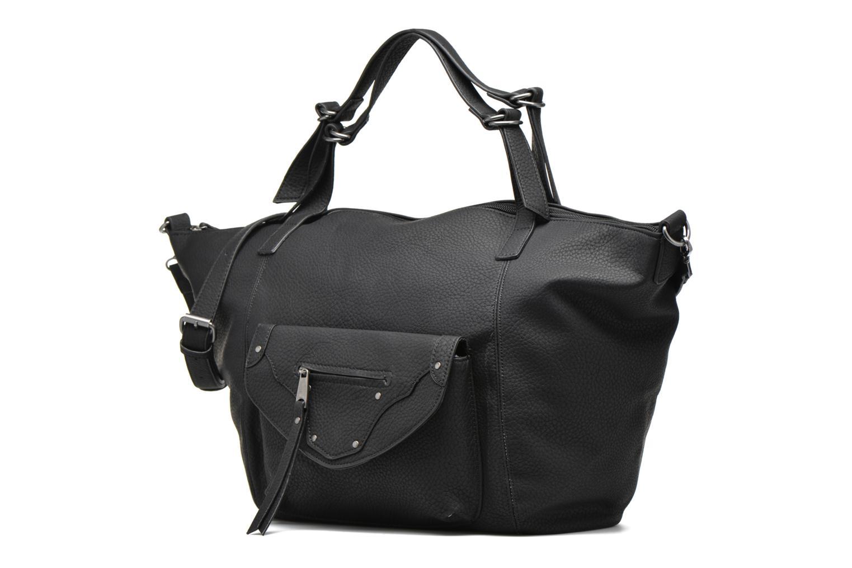 Sacs à main Pieces PEBEE Bag Noir vue portées chaussures