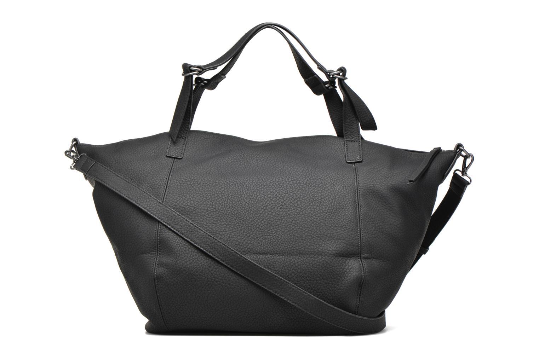 Handtaschen Pieces PEBEE Bag schwarz ansicht von vorne