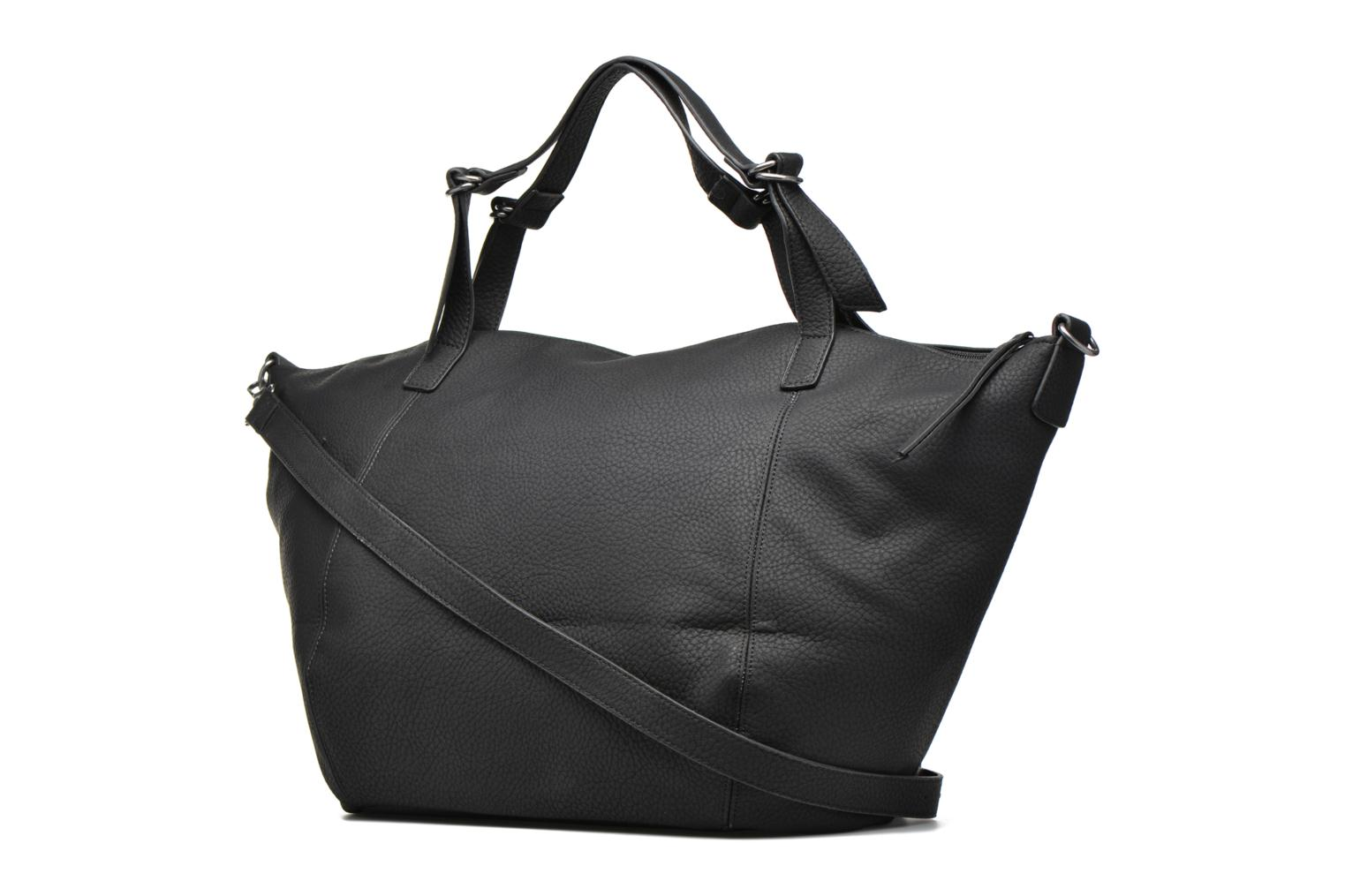 Handbags Pieces PEBEE Bag Black view from the right