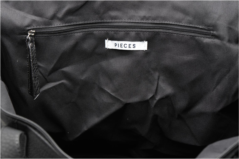 Handtaschen Pieces PEBEE Bag schwarz ansicht von hinten
