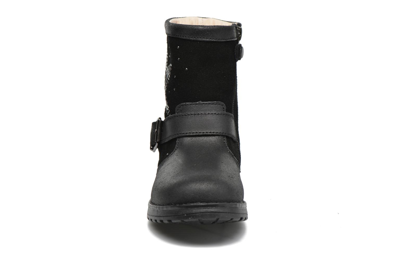 Bottines et boots Primigi Odetta Noir vue portées chaussures