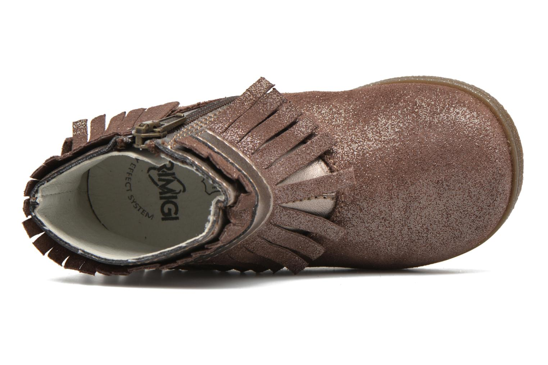 Bottines et boots Primigi Siusy Beige vue gauche