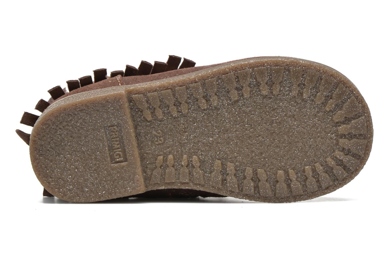 Bottines et boots Primigi Siusy Beige vue haut