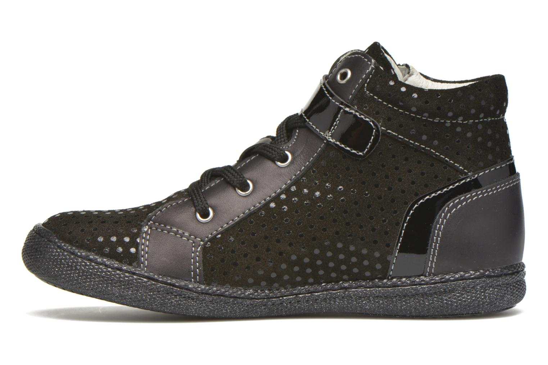 Sneaker Primigi Mel-E schwarz ansicht von vorne