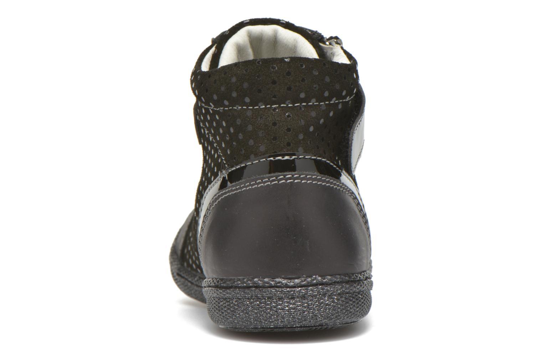 Sneaker Primigi Mel-E schwarz ansicht von rechts