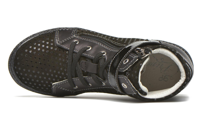 Sneaker Primigi Mel-E schwarz ansicht von links