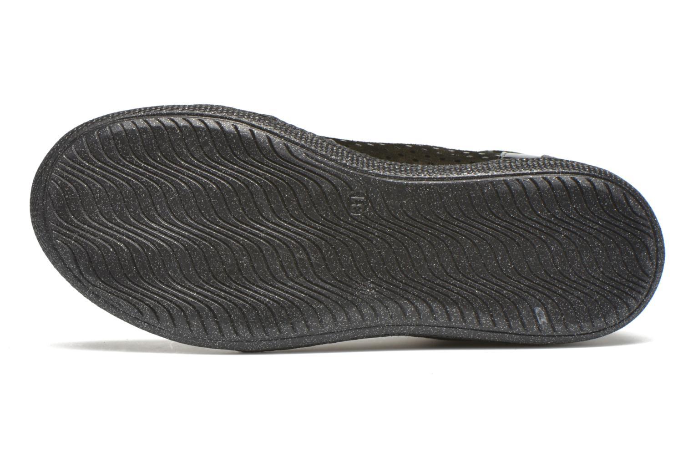 Sneaker Primigi Mel-E schwarz ansicht von oben