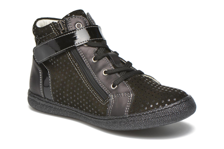 Sneaker Primigi Mel-E schwarz detaillierte ansicht/modell
