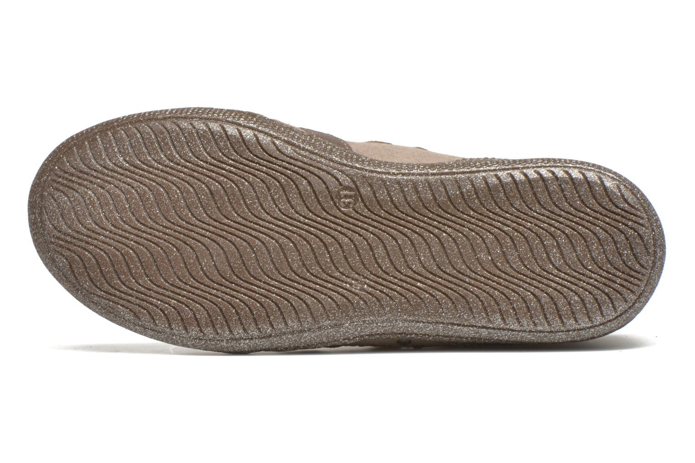 Chaussures à scratch Primigi Hulda 2-E Beige vue haut