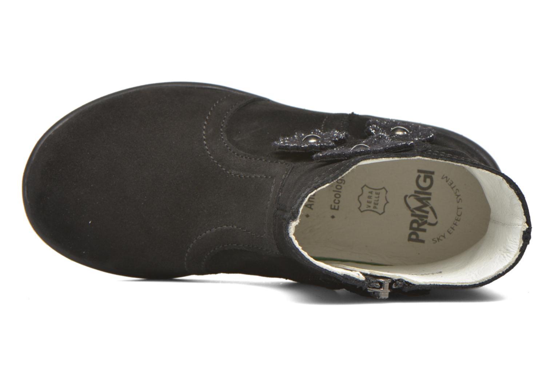 Stiefel Primigi Posy schwarz ansicht von links