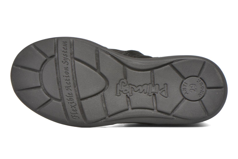 Stiefel Primigi Posy schwarz ansicht von oben